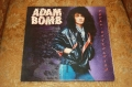 Adam Bomb - Fatal attraction. Geffen records. CB 291. Levytysvuosi 1985