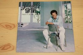Lionel Richie, Can`t Slow Down.  Motown Record Corporation 1983.