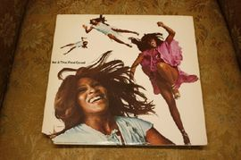 Ike and Tina - Feel good, UAS-5598, United Artists Records 1972