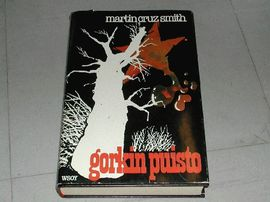 Martin Cruz Smith , Gorkin puisto. Wsoy  1981.