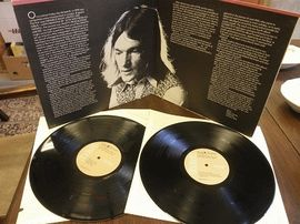 Brian Augers Oblivion express ,Recorded live at the whisky, Hollywood,RCA records 1978, tupla - lp.