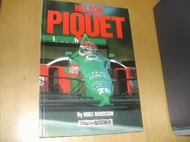 DRIVER PROFILES 7 NELSON PIQUET by:MIKE DOODSON