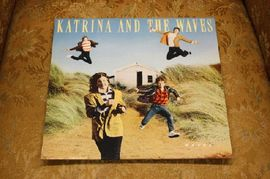 Katrina and The Waves - Waves, 1A 064-24 0535 1, Capitol Records 1986