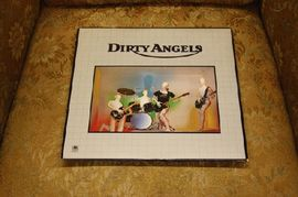 Dirty angels - Dirty angels, SP-4716, A&M Records 1978