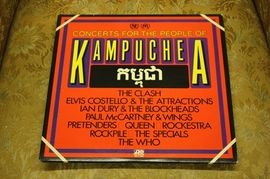 Concerts for the people of Kambuchea, SD 2-7005,  Atlantic Recording 1981 (tupla)