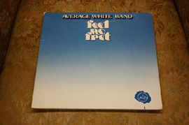Average white band - Feel no fret, SD 19207, Atlantic Recording Company 1979