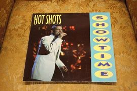 Hot shots - Show time, BULL 1006, Cosmopol 1990