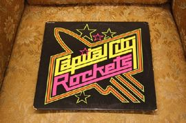 Capital city - Rockets, EKS-75059, Elektra Records 1973