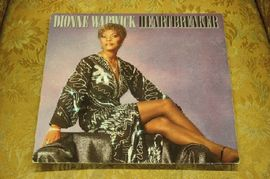 Dionne Warwick - Heartbreaker, 204974,  Arista Records 1982