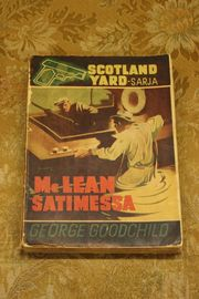 George Goodchild - McLean satimessa, Otava 1943 (Scotland yard -sarja)