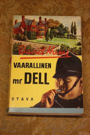 David Hume - Vaarallinen Mr. Dell,  Otava 1961
