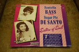 Fontella Bass / Sugar Pie Desanto - Sisters of soul, RTS 113024, Roots 1990