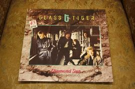 Glass tiger - Diamond sun (extended version), 060 20 2541 6, Capitol Records 1988 (Maxi single)