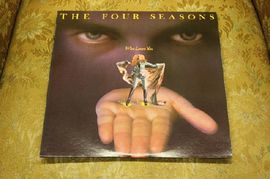 The four seasons - Who loves you, BS 2900, Warner Bros. Records 1975