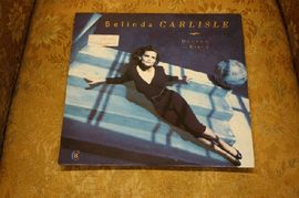 Belinda Carlisle - Heaven on earth,  208824, Virgin Records 1987