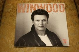Steve Winwood - Roll with it, 209 165, Virgin Records 1988