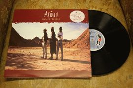 Aswad - Distant thunder, ILPS 9895, Island Records 1988