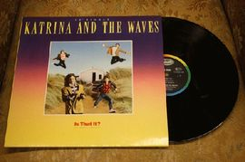 Katrina and the waves - Is that it?, 20 1125 6, Capitol Records 1986 (maxi-single)