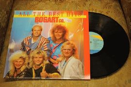 Bogart co. - All the best hits, LHLP-108, Lighthouse Records 1987