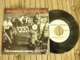 Sleepy Sleepers Ei koskaan seiso Watch. Mainos single.