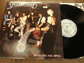 Spellbound Breaking the spell .Sonet records 1984.