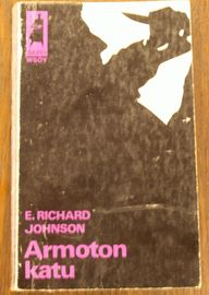 E.Richard Johnson, Armoton katu. WSOY 1970.