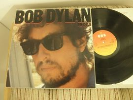 Bob Dylan , Infidels .CBS records 1983.