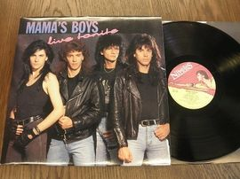 Mama´s Boys , Live tonite .Nations records 1991