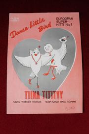 Dance Little Bird - Tiina Titityy