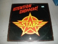 Attention Shoppers  , Stars . Emi records 1978.