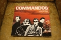 Commandos - Edge of town, ARLP 8503, Austin Records 1984
