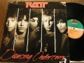 Ratt Dancing undercover . Atlantic records 1986