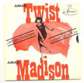 Mainos single , Amar Twist / Amar Madison