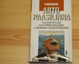 Arto Paasilinna Kirjat
