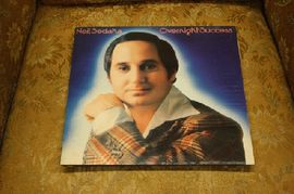 Neil Sedaka - Overnight success, 2442 131, Polydor 1974
