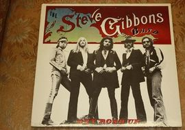 The Steve Gribbons band, Any road up. Polydor 1976.
