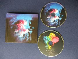The Pineapple thief , All the wars . Snapper music 2012 . 2 x CD .