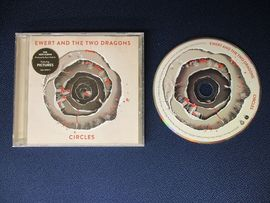 Ewert and the two dragons , Circles . Sire records 2015 . CD .