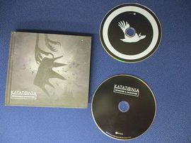 Katatonia  Dethroned &  Uncrowned . Kscope 2013 . CD .