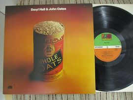 Daryl Hall & John Oates , Whole oats . Atlantic records 1976 .