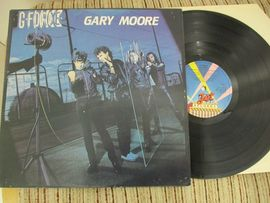 Gary Moore , G - Force . Jet records 1980 .