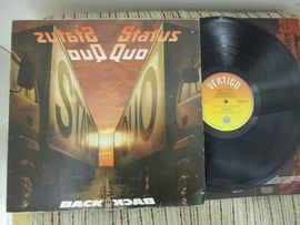 Status Quo , Back to Back .  Vertigo records 1983 .