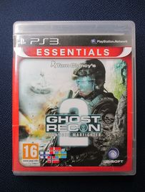 PS 3 , Ghost recon , advanced warfighter .