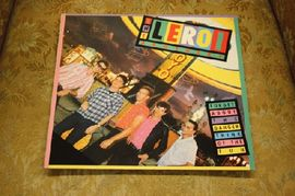 The Leroi brothers - Forget about the danger, think of the fun,  VEX 4, CBS 1984
