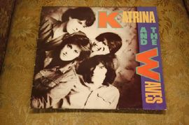 Katrina and The Waves, 1C 064-24 0315 1, Capitol Records 1985