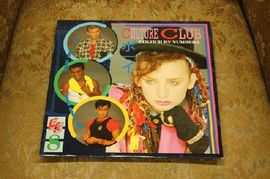 Culture club - Colour by numbers, V2285, Virgin Records 1983