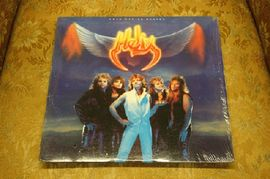 Helix - Long way to heaven, ST-12411, Capitol Records 1985