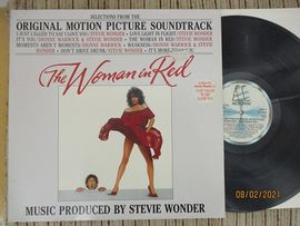 Original motion picture soundtrack  , The Woman in Red .  Motown records 1984 .