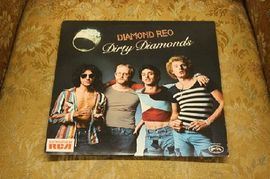 Diamond reon - Dirty diamonds, KSBS 2619, Kama Sutra Records 1976