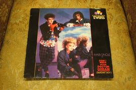 Thompson twins - Don't mess with doctor dream, 601 942, Arista Records 1985 (Maxi single)